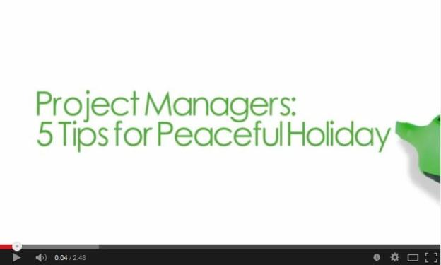 project-managers-peaceful-holidays