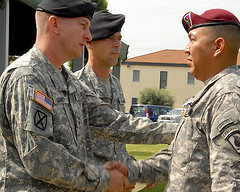 Staff Sgt. Conrad Begaye recognized for bravery under fire in Afghanistan - by US Army Africa via Flickr