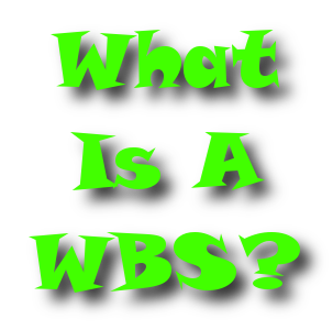 What Is a WBS?