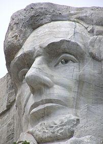 202px-mtrushmore_abe_close