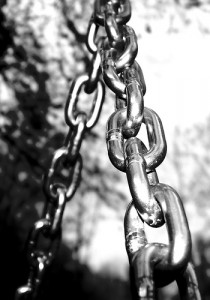 Critical Chain - photo by Ella's Dad via Flickr