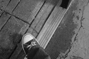 How to get your foot in the door - photo by phos365 via Flickr