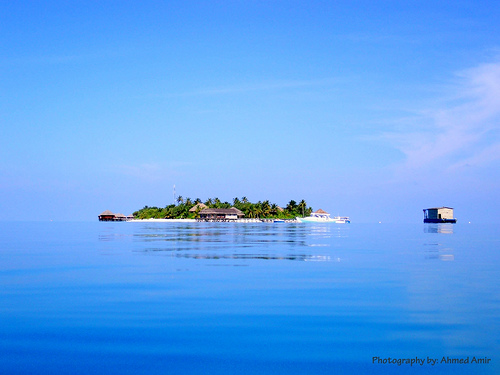 Don't Be An Island - by ??m?? ?m?? via Flickr