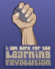 Learning Revolution - by Wesley Fryer via Flickr